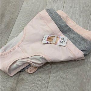 NWT Jockey Cotton Stretch Hipster Underwear 3 pack